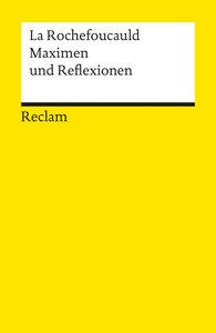 Maximen und Reflexionen
