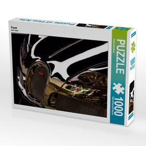Front 1000 Teile Puzzle quer