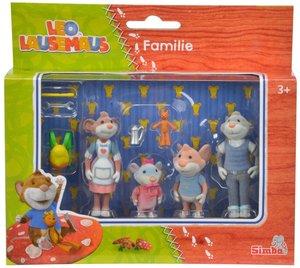 LEO Figurenset Familie