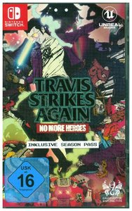 Travis Strikes Again: No More Heroes + Season Pass, 1 Nintendo S