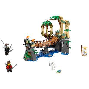 LEGO® NINJAGO 70608 - Meister Wus Wasser-Fall