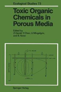 Toxic Organic Chemicals in Porous Media