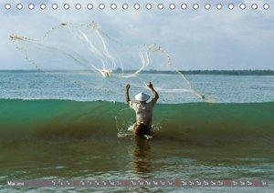 Peter Fischer - Bali 2019 (Tischkalender 2019 DIN A5 quer)