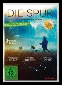 Die Spur, 1 DVD