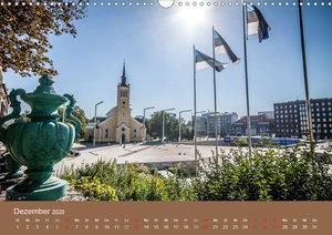 Tallinn - Streifzug durch die Altstadt (Wandkalender 2020 DIN A3