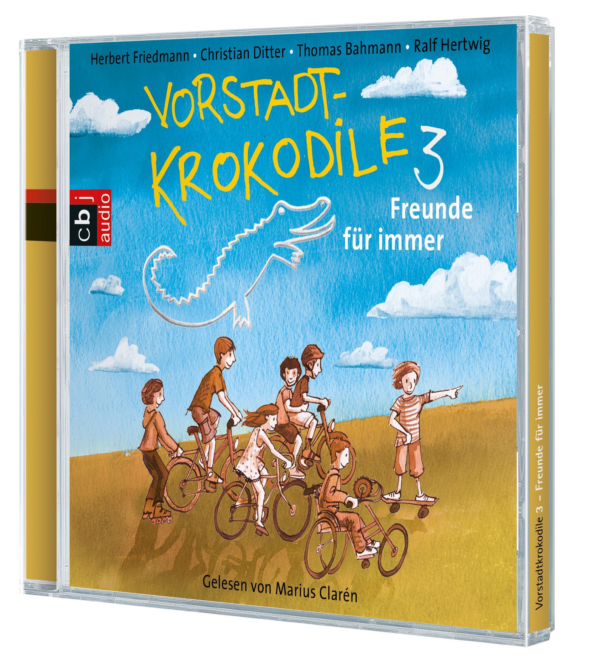 Vorstadtkrokodile(3)-Lesung Zum Kinofilm - zum Schließen ins Bild klicken
