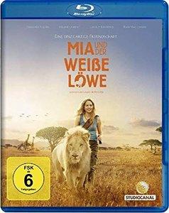 Mia und der weiße Löwe, 1 Blu-ray