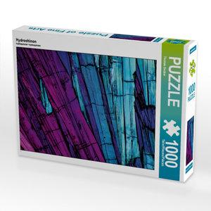 Hydrochinon 1000 Teile Puzzle quer