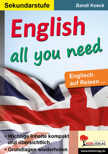 English all you need