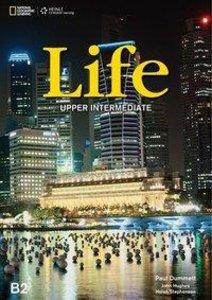 Life, Upper Intermediate. Special Pack: Student's Book m. DVD un