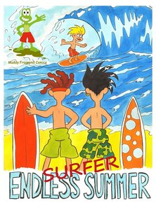 Endless Surfer Summer
