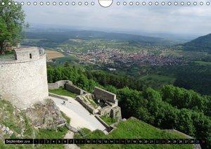 Burgen und Schlösser auf der Schwäbischen Alb