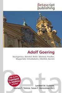 Adolf Goering