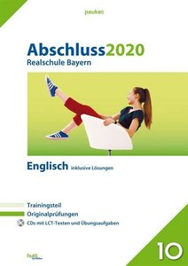 Abschluss 2020 - Realschule Bayern Englisch