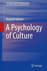 A Psychology of Culture