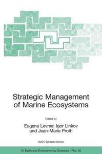 Strategic Management of Marine Ecosystems