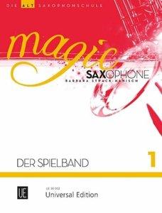 Magic Saxophone - Der Spielband