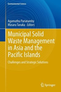 Municipal Solid Waste Management in Asia and the Pacific Islands