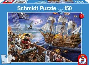 Abenteuer mit den Piraten (Kinderpuzzle)