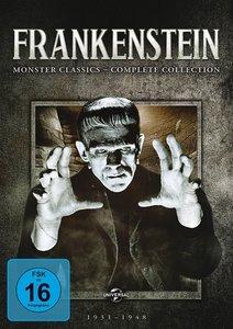 Frankenstein: Monster Classics-Complet