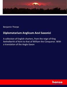 Diplomatarium Anglicum Aevi Saxonici