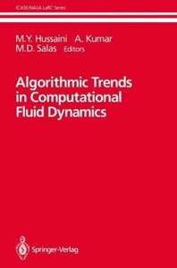 Algorithmic Trends in Computational Fluid Dynamics