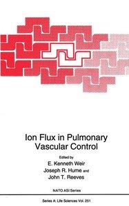Ion Flux in Pulmonary Vascular Control