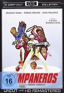 Companeros, 1 DVD (Uncut)