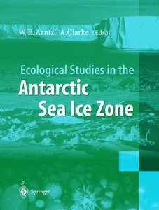 Ecological Studies in the Antarctic Sea Ice Zone