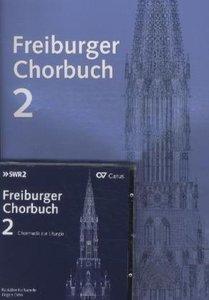 Freiburger Chorbuch, Chorleiterband und Audio-CD. Bd.2