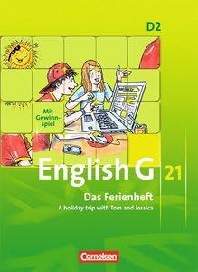 English G 21 - Ausgabe D 02: 6. Schuljahr. Das Ferienheft. Arbei