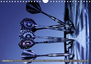Darts. Konzentration - Sport - Spannung (Wandkalender 2020 DIN A