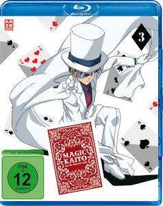 Magic Kaito: Kid the Phantom Thief - Blu-ray 3