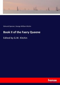 Book II of the Faery Queene