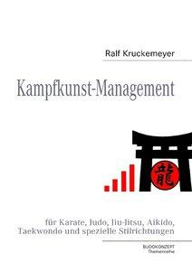 Kampfkunst-Management für Karate, Judo, Jiu-Jitsu, Aikido, Taekw