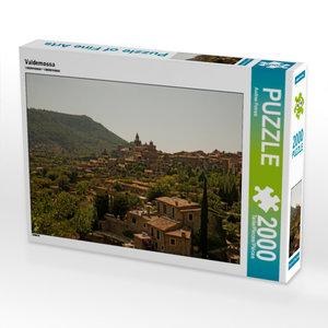 CALVENDO Puzzle Valdemossa 2000 Teile Lege-Größe 90 x 67 cm Foto