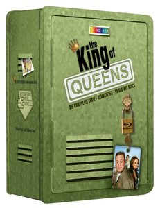The King of Queens - Die komplette Serie - Spind-Box (18 Blu-ray