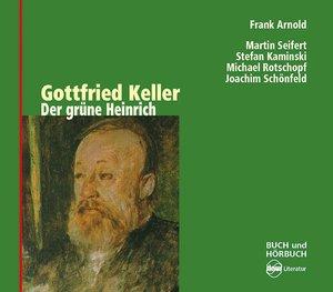 Der grüne Heinrich, mit 4 Audio-CD, mit 4 Buch