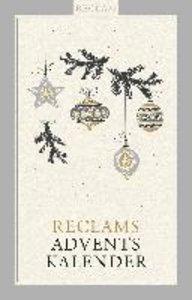 Reclams Adventskalender