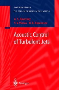 Acoustic Control of Turbulent Jets
