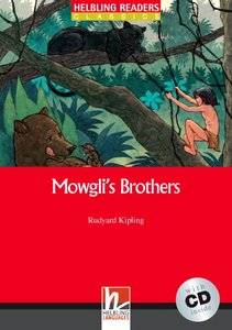 Mowgli's Brothers, mit 1 Audio-CD. Level 2 (A1/A2)