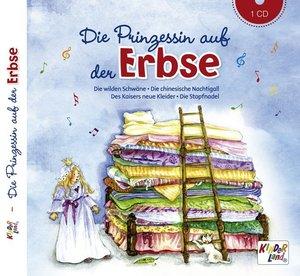 Die Prinzessin auf der Erbse - CD