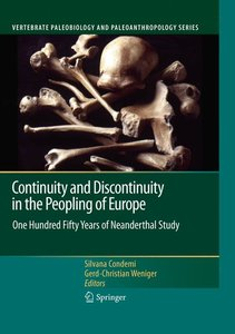 Continuity and Discontinuity in the Peopling of Europe