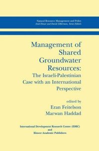 Management of Shared Groundwater Resources