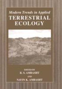 Modern Trends in Applied Terrestrial Ecology