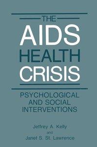 The AIDS Health Crisis