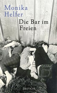Die Bar im Freien