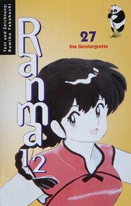 Ranma 1/2 Bd. 27. Die Geistergrotte