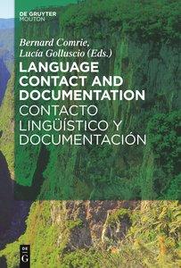 Language Contact and Documentation / Contacto lingüístico y docu