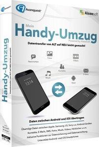 Aiseesoft Mein Handy-Umzug (FoneCopy). Für Windows Vista/7/8/10